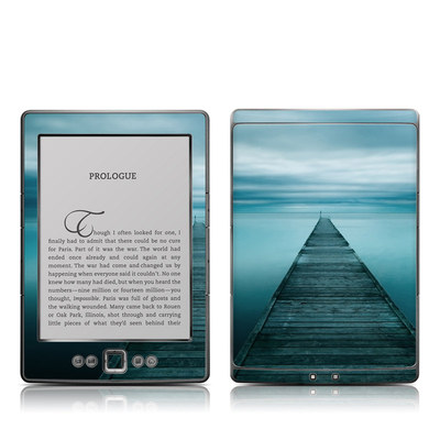 Kindle 4 Skin - Evening Stillness
