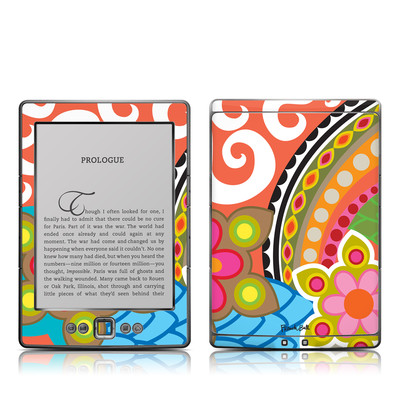 Kindle 4 Skin - Fantasia