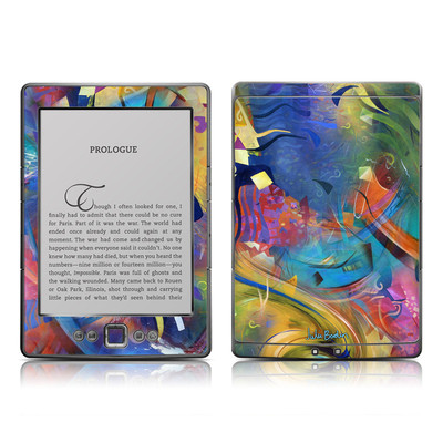 Kindle 4 Skin - Fascination