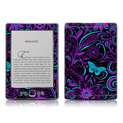Kindle 4 Skin - Fascinating Surprise