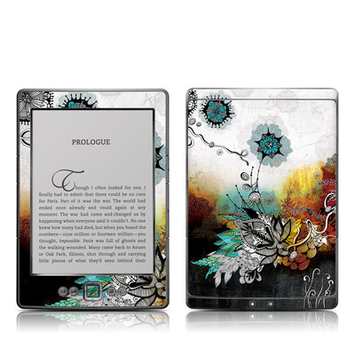 Kindle 4 Skin - Frozen Dreams