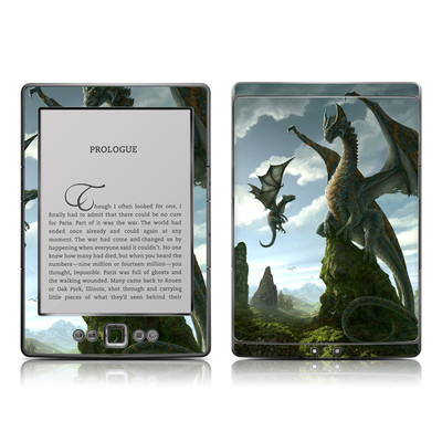 Kindle 4 Skin - First Lesson