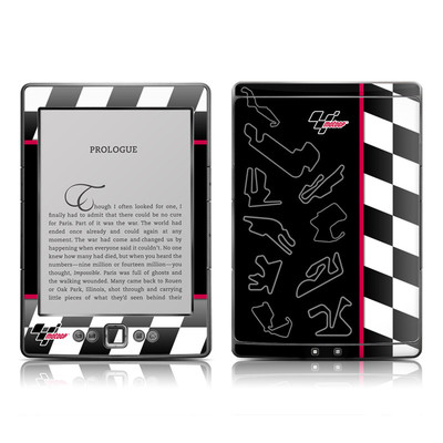 Kindle 4 Skin - Finish Line Group