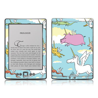 Kindle 4 Skin - Fly