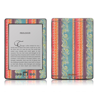 Kindle 4 Skin - Fresh Picked