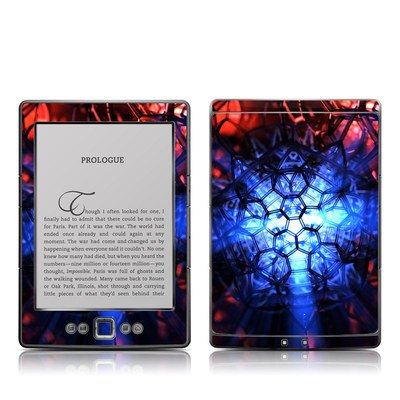 Kindle 4 Skin - Geomancy