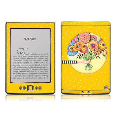 Kindle 4 Skin - Giving