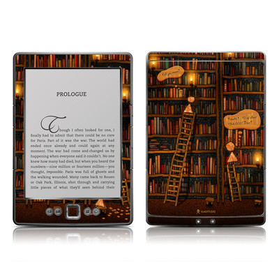 Kindle 4 Skin - Google Data Center