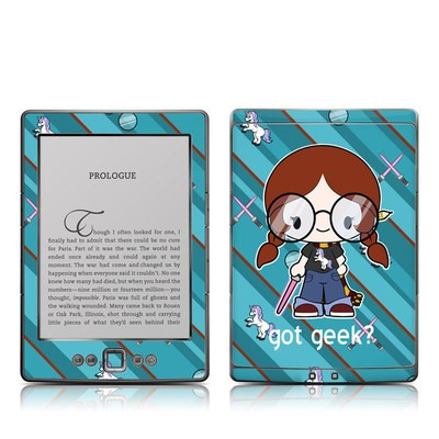 Kindle 4 Skin - Got Geek