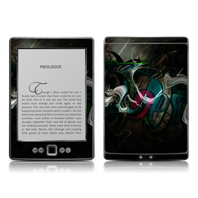 Kindle 4 Skin - Graffstract