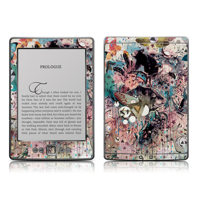 Kindle 4 Skin - The Great Forage
