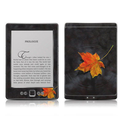 Kindle 4 Skin - Haiku