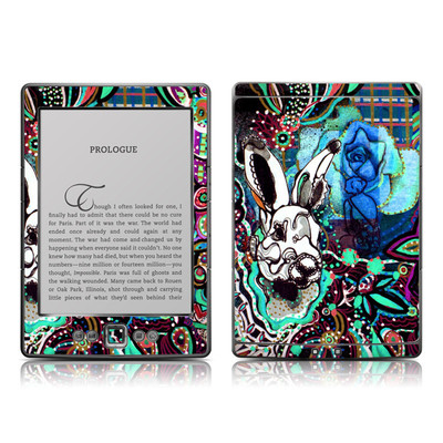 Kindle 4 Skin - The Hare