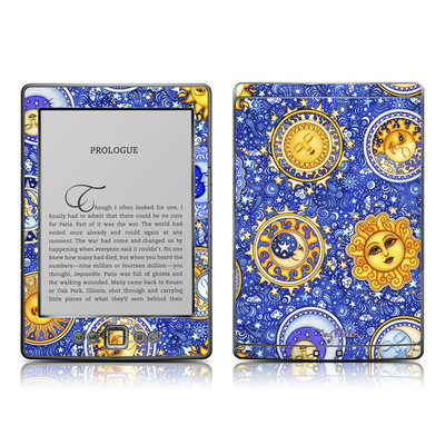Kindle 4 Skin - Heavenly