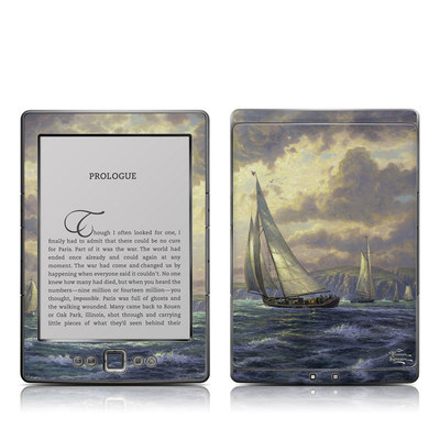 Kindle 4 Skin - New Horizons