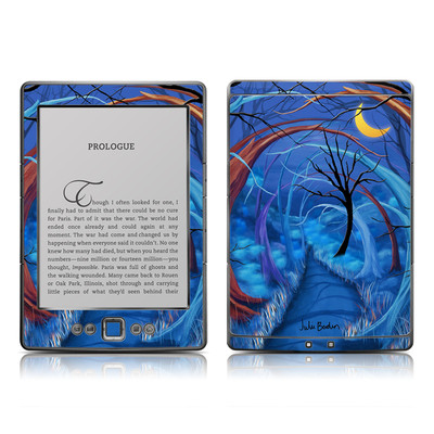 Kindle 4 Skin - Ichabods Forest