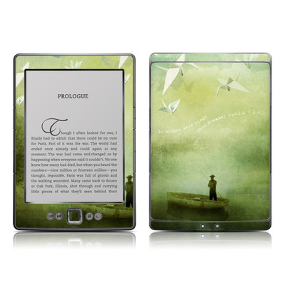 Kindle 4 Skin - If Wishes