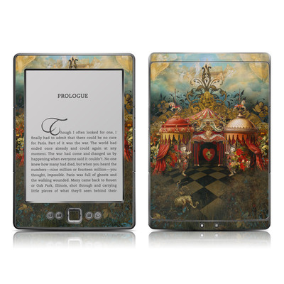 Kindle 4 Skin - Imaginarium