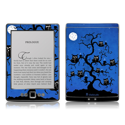 Kindle 4 Skin - Internet Cafe