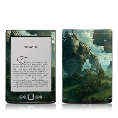 Kindle 4 Skin - Invasion