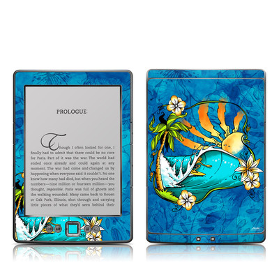 Kindle 4 Skin - Island Playground