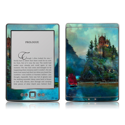 Kindle 4 Skin - Journey's End