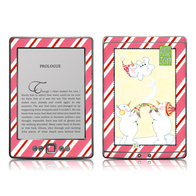 Kindle 4 Skin - Jump for Joy