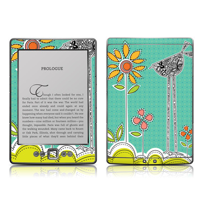 Kindle 4 Skin - Little Chicken