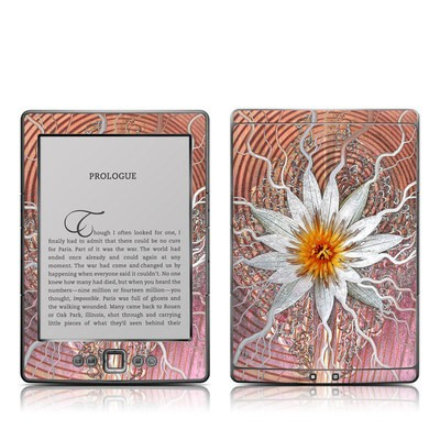 Kindle 4 Skin - Lotus Illuminato