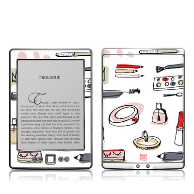 Kindle 4 Skin - Makeup