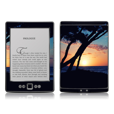 Kindle 4 Skin - Mallorca Sunrise