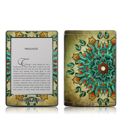 Kindle 4 Skin - Mandela