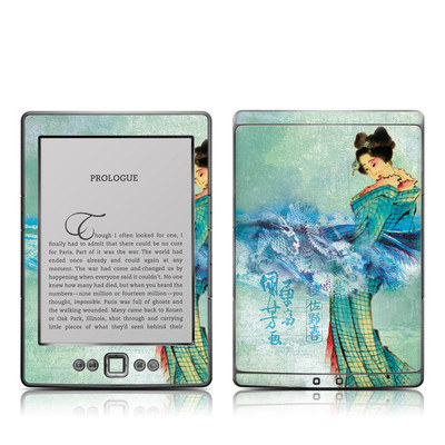 Kindle 4 Skin - Magic Wave