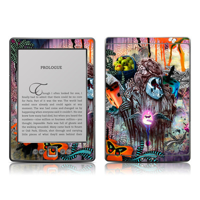 Kindle 4 Skin - The Monk
