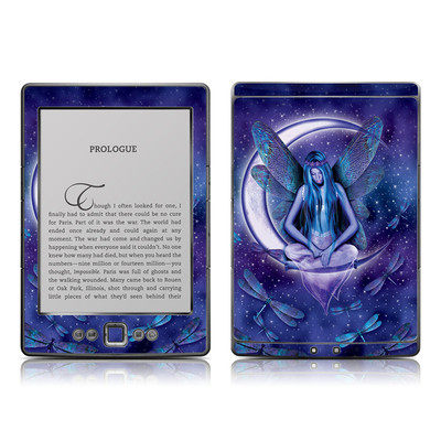 Kindle 4 Skin - Moon Fairy