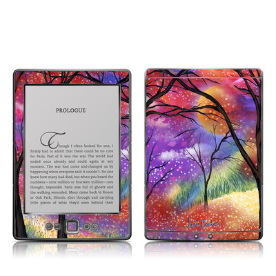 Kindle 4 Skin - Moon Meadow