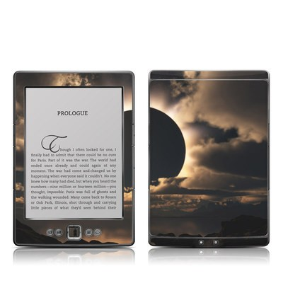 Kindle 4 Skin - Moon Shadow