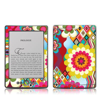 Kindle 4 Skin - Mosaic