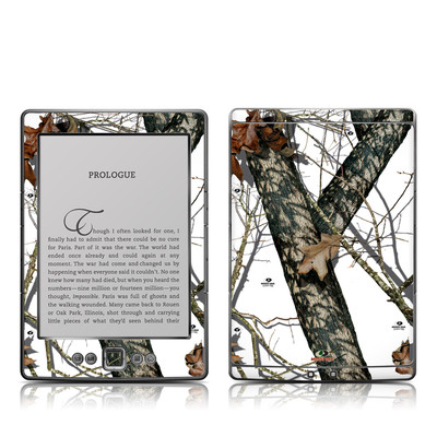 Kindle 4 Skin - Winter