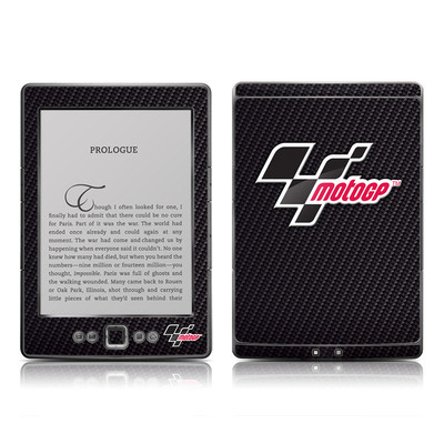 Kindle 4 Skin - MotoGP Carbon Logo