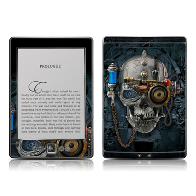 Kindle 4 Skin - Necronaut