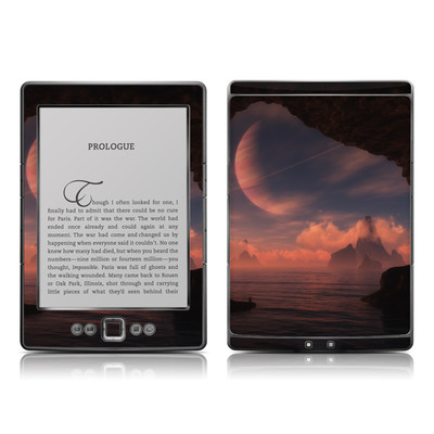 Kindle 4 Skin - New Dawn