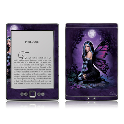 Kindle 4 Skin - Night Fairy