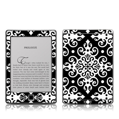 Kindle 4 Skin - Noir