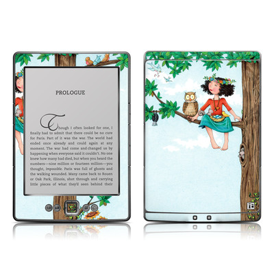 Kindle 4 Skin - Never Alone