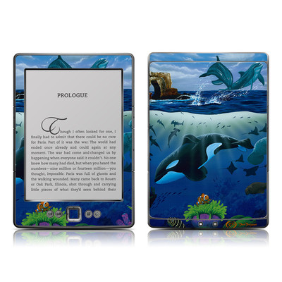 Kindle 4 Skin - Oceans For Youth