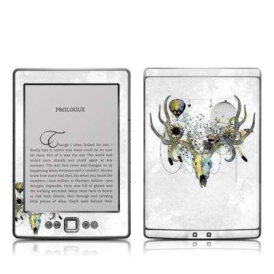 Kindle 4 Skin - Of All Things