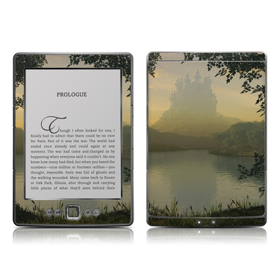 Kindle 4 Skin - Once Upon A Time