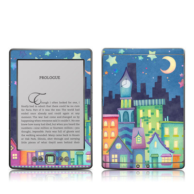 Kindle 4 Skin - Our Town