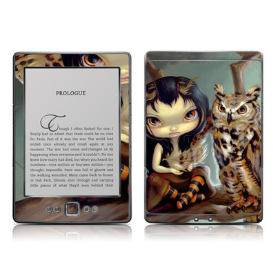 Kindle 4 Skin - Owlyn